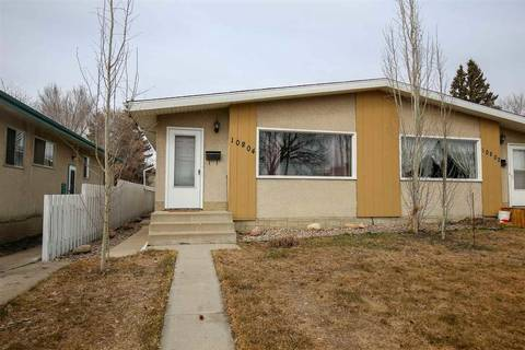 Townhouse for sale at 10804 51 Ave Nw Edmonton Alberta - MLS: E4150644