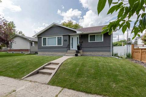 House for sale at 10806 38 St Nw Edmonton Alberta - MLS: E4164733