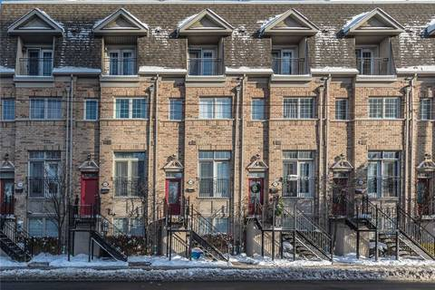 Townhouse for sale at 1081 Broadview Ave Toronto Ontario - MLS: E4634295