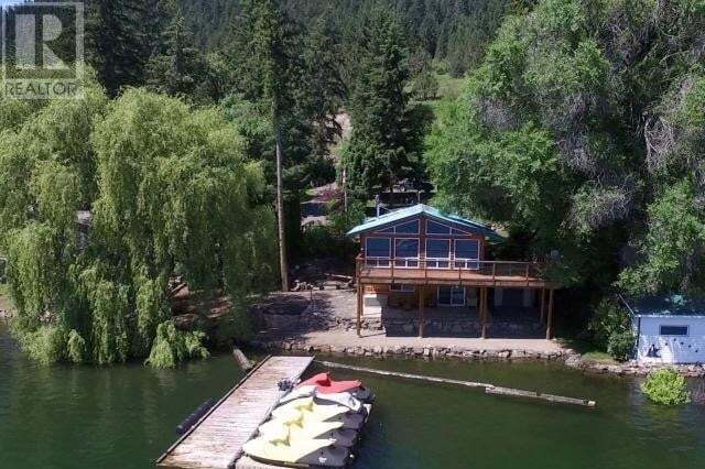 House for sale at 1081 Little Shuswap Lake Rd Chase British Columbia - MLS: 157634
