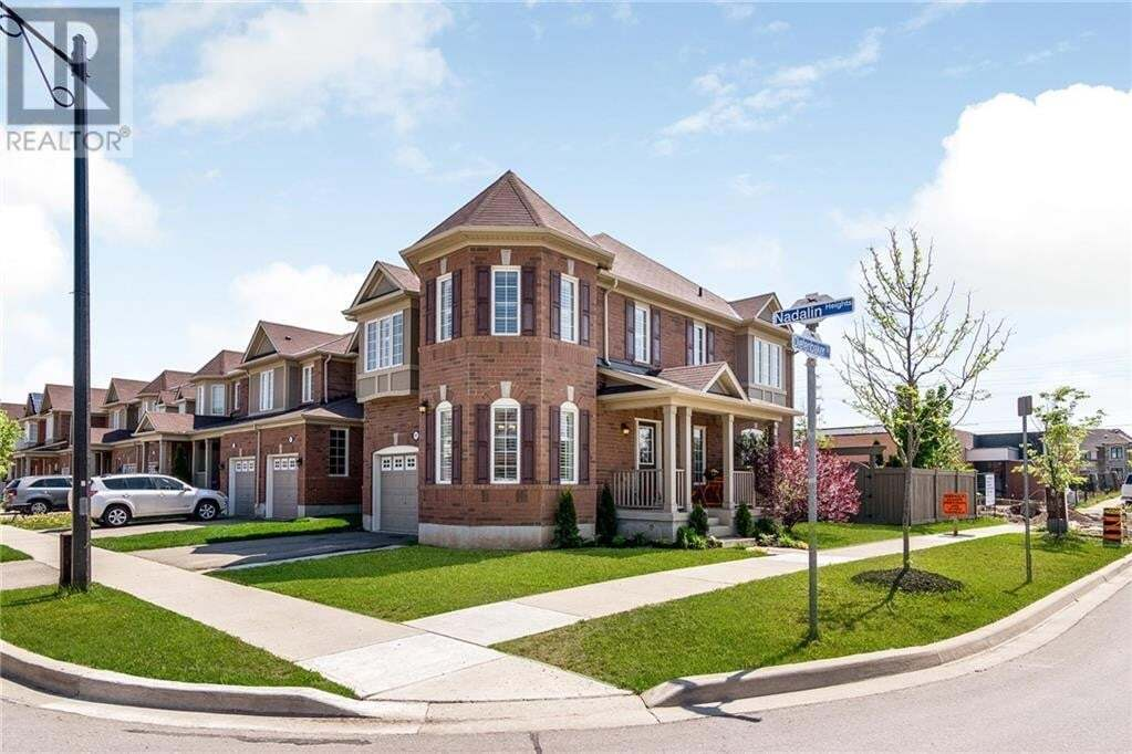 Townhouse for sale at 1081 Nadalin Ht Milton Ontario - MLS: 30808873