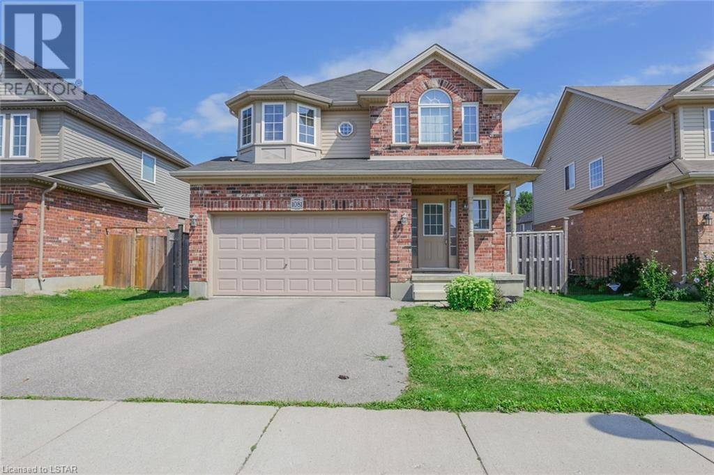 House for sale at 1081 Silverfox Dr London Ontario - MLS: 217061