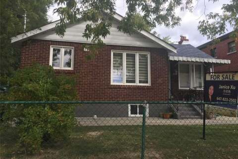 House for sale at 1081 Victoria Park Ave Toronto Ontario - MLS: E4919192