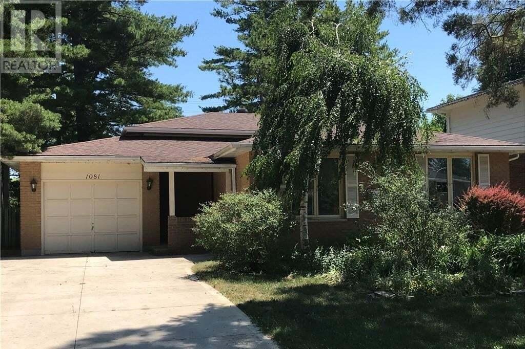 House for sale at 1081 Wellington St Port Elgin Ontario - MLS: 255060