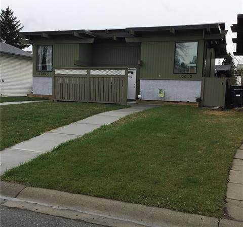 Townhouse for sale at 10810 5 St Southwest Calgary Alberta - MLS: C4295929