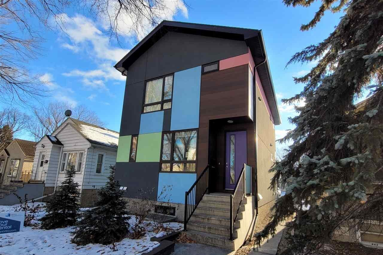 House for sale at 10811 & 10813 85 Av NW Edmonton Alberta - MLS: E4223038