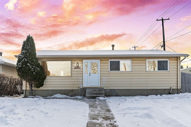 House for sale at 10811 137 Av NW Edmonton Alberta - MLS: E4223295