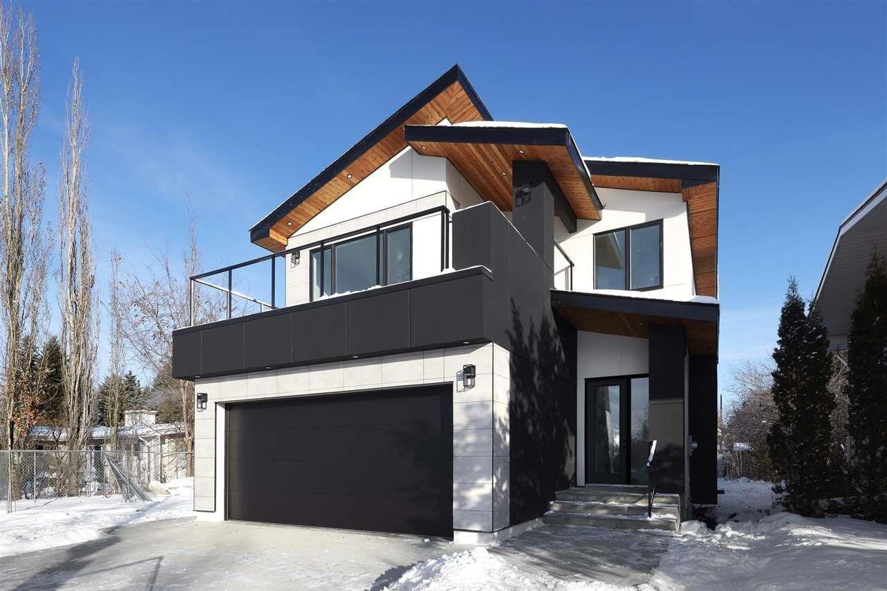 House for sale at 10812 59 Av NW Edmonton Alberta - MLS: E4221513