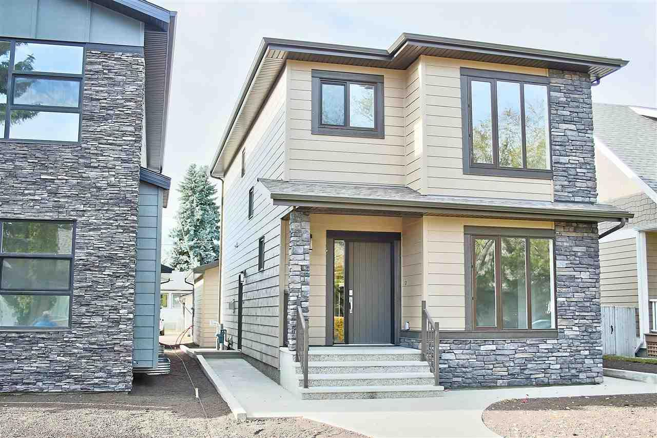 For Sale: 136 St Nw Nw, Edmonton, AB   4 Bed, 4 Bath House for $668,800. See 29 photos!
