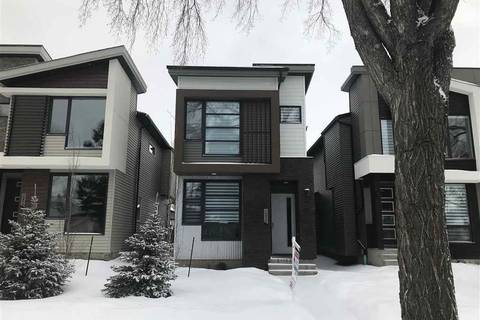 House for sale at 10816 135 St Nw Edmonton Alberta - MLS: E4150256
