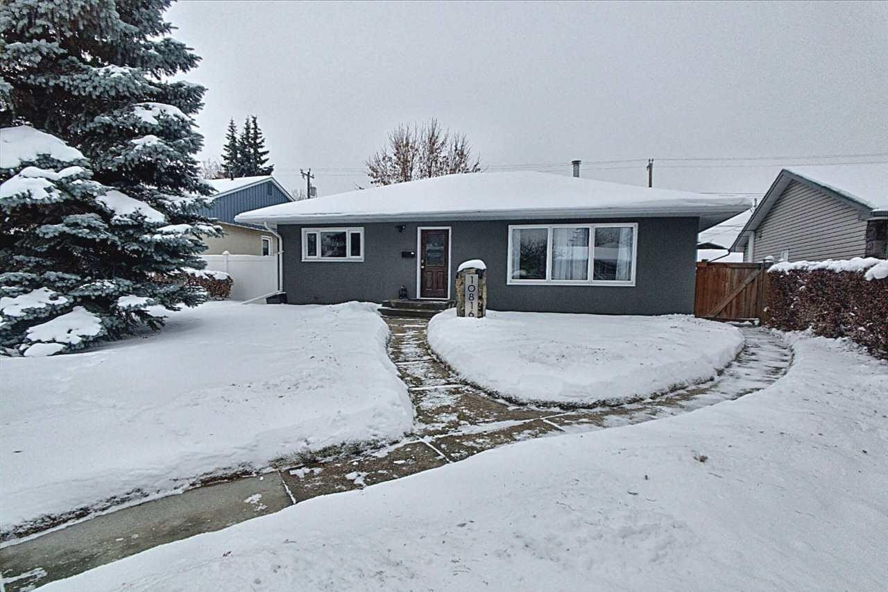 House for sale at 10816 52 St NW Edmonton Alberta - MLS: E4221680