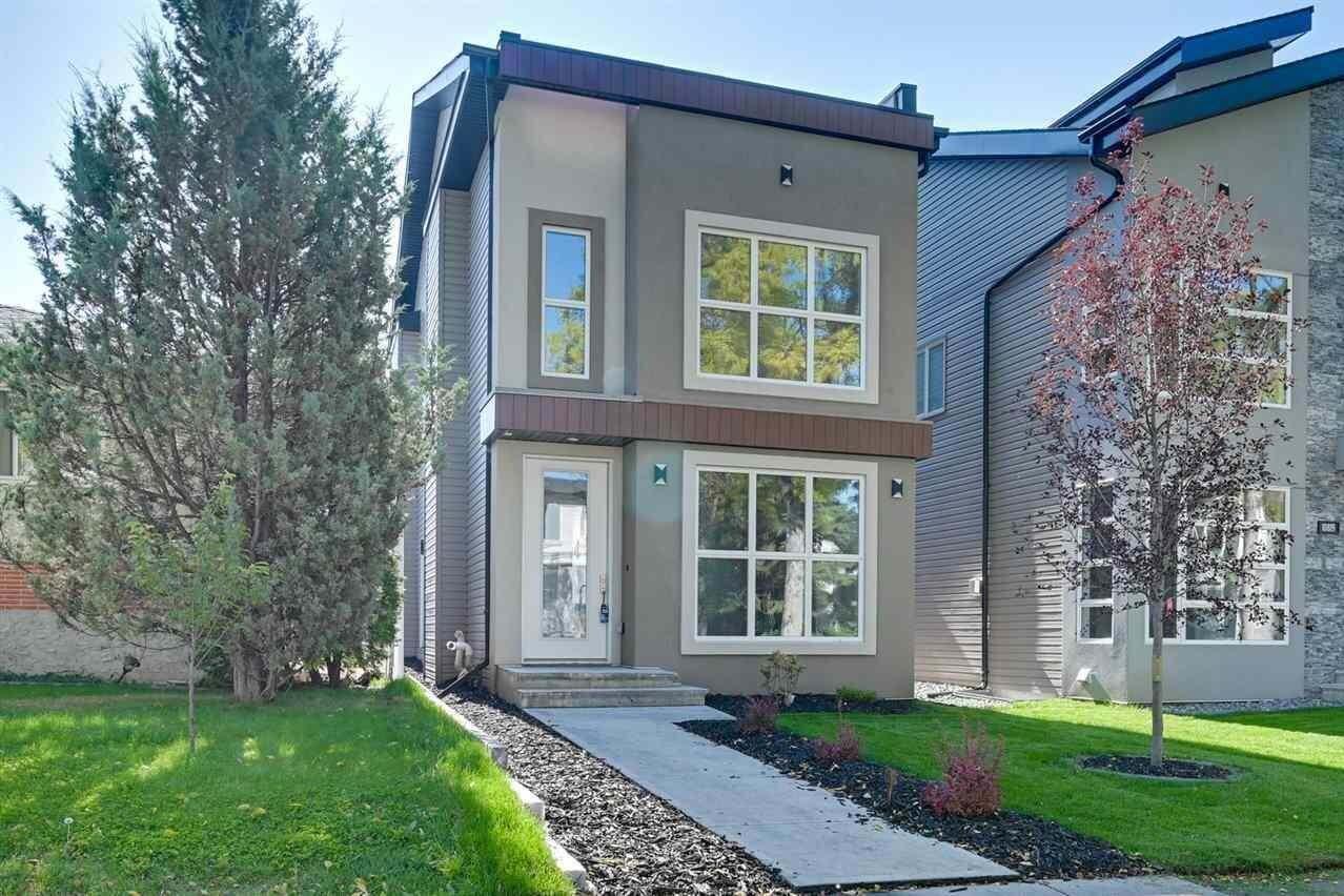 House for sale at 10817 75 Av NW Edmonton Alberta - MLS: E4198205