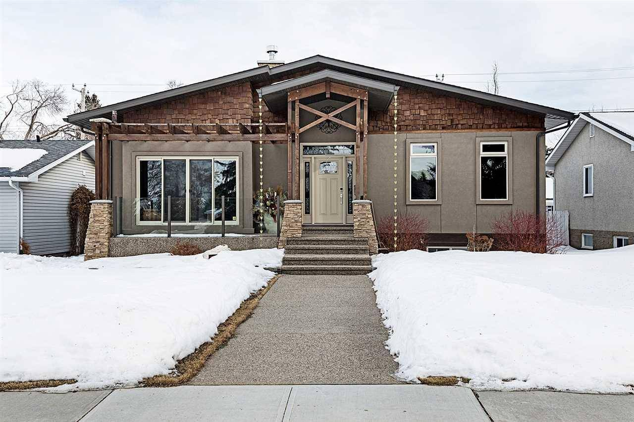 House for sale at 10819 54 St Nw Edmonton Alberta - MLS: E4190312