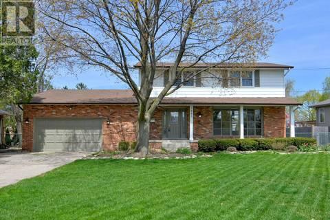 House for sale at 1082 Bartlet Dr Windsor Ontario - MLS: 19020488