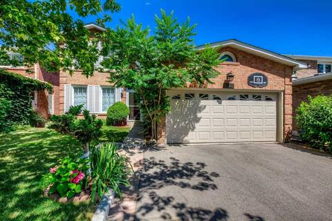 House for sale at 1082 Shagbark Cres Mississauga Ontario - MLS: W4547627