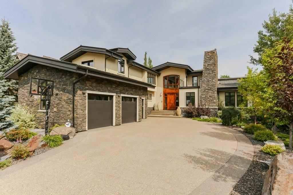 House for sale at 1082 Wanyandi Wy Nw Edmonton Alberta - MLS: E4126439