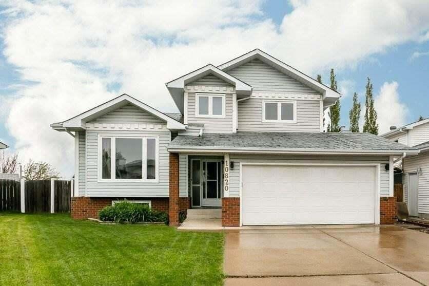 House for sale at 10820 19a Av NW Edmonton Alberta - MLS: E4199082