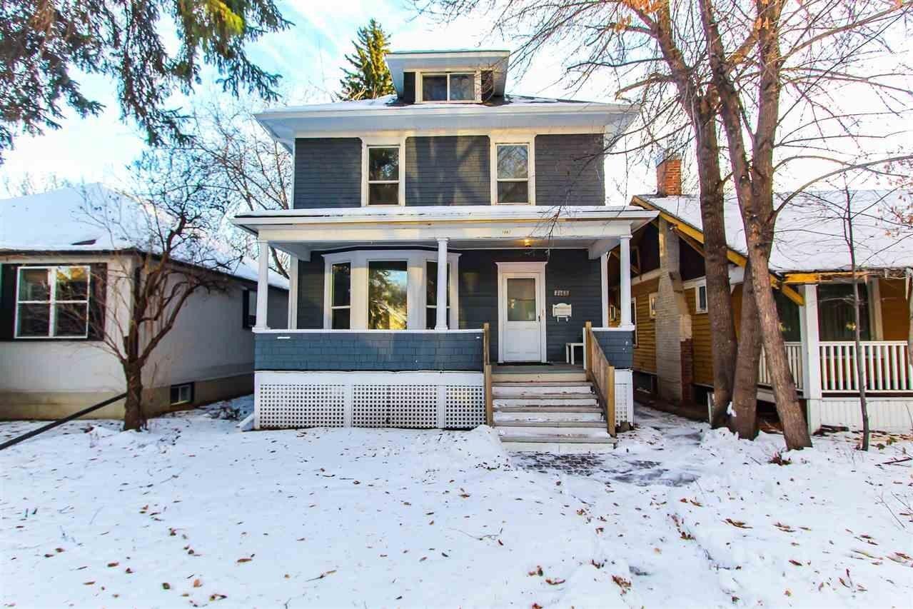 House for sale at 10821 84 Av NW Edmonton Alberta - MLS: E4222564