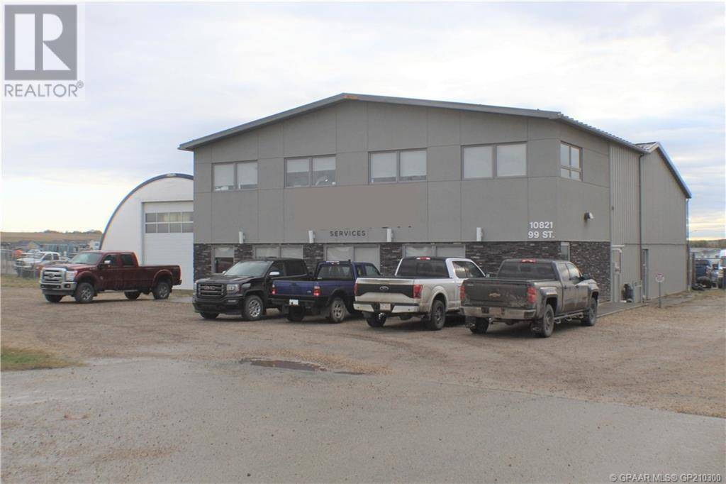 Commercial property for lease at 10821 99 Street Crescent Clairmont Alberta - MLS: GP210300