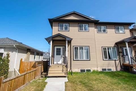 Townhouse for sale at 10822 64 Ave Nw Edmonton Alberta - MLS: E4156702