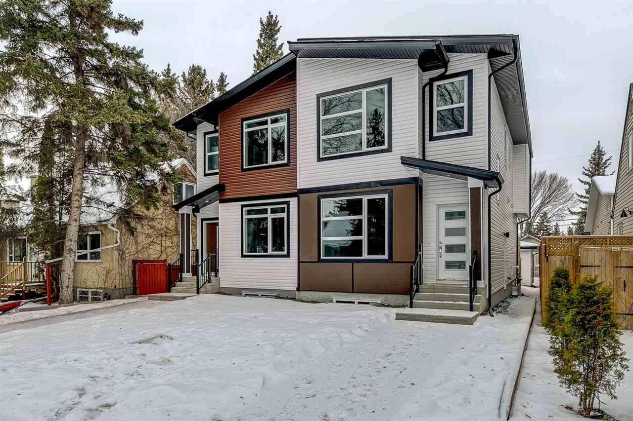 Townhouse for sale at 10824 63 Ave Nw Edmonton Alberta - MLS: E4183471