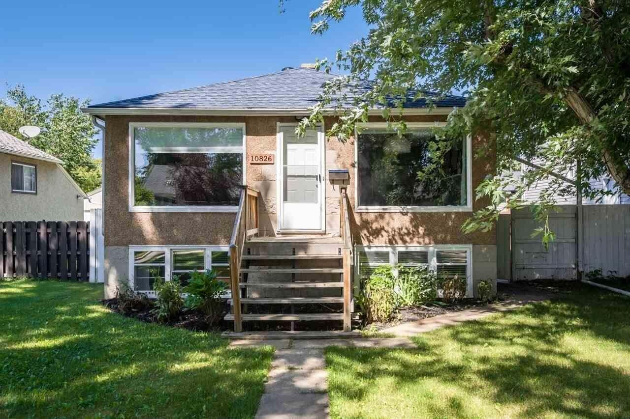 House for sale at 10826 66 Av NW Edmonton Alberta - MLS: E4209480
