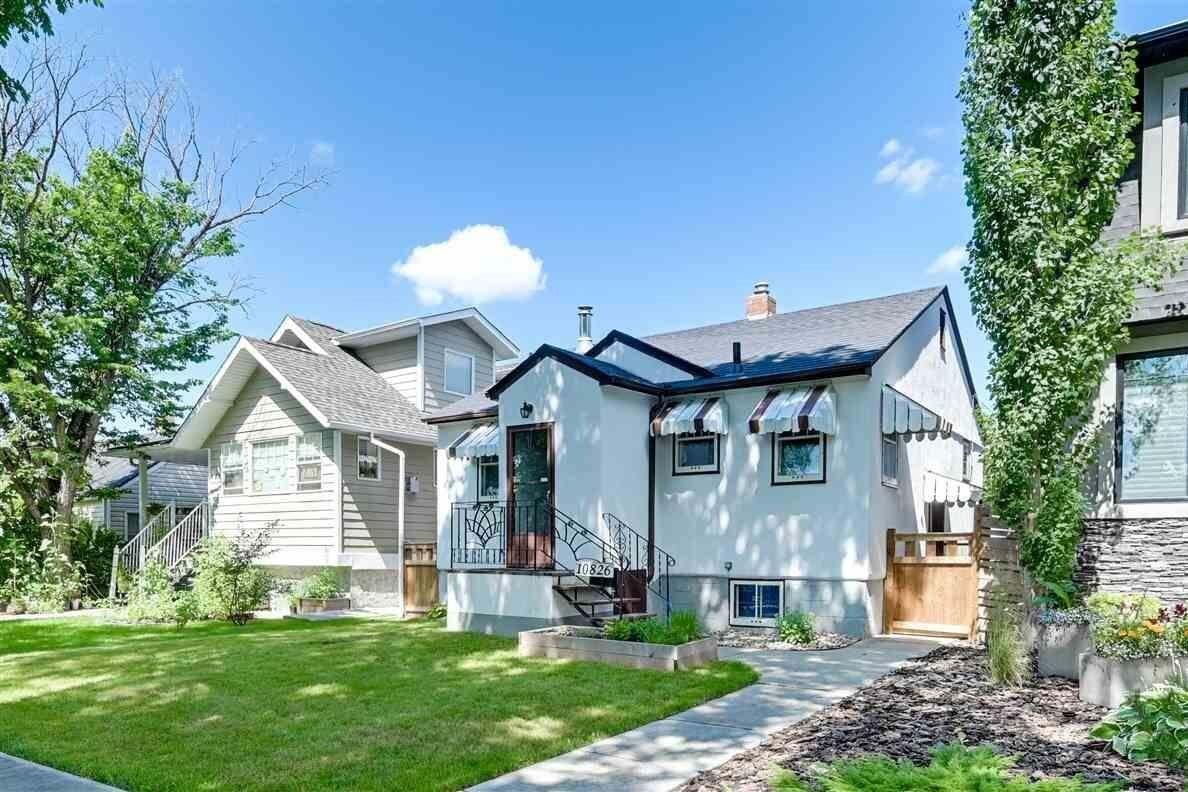 House for sale at 10826 73 Av NW Edmonton Alberta - MLS: E4207340