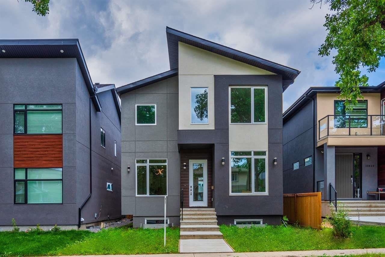 House for sale at 10828 75 Av NW Edmonton Alberta - MLS: E4220147
