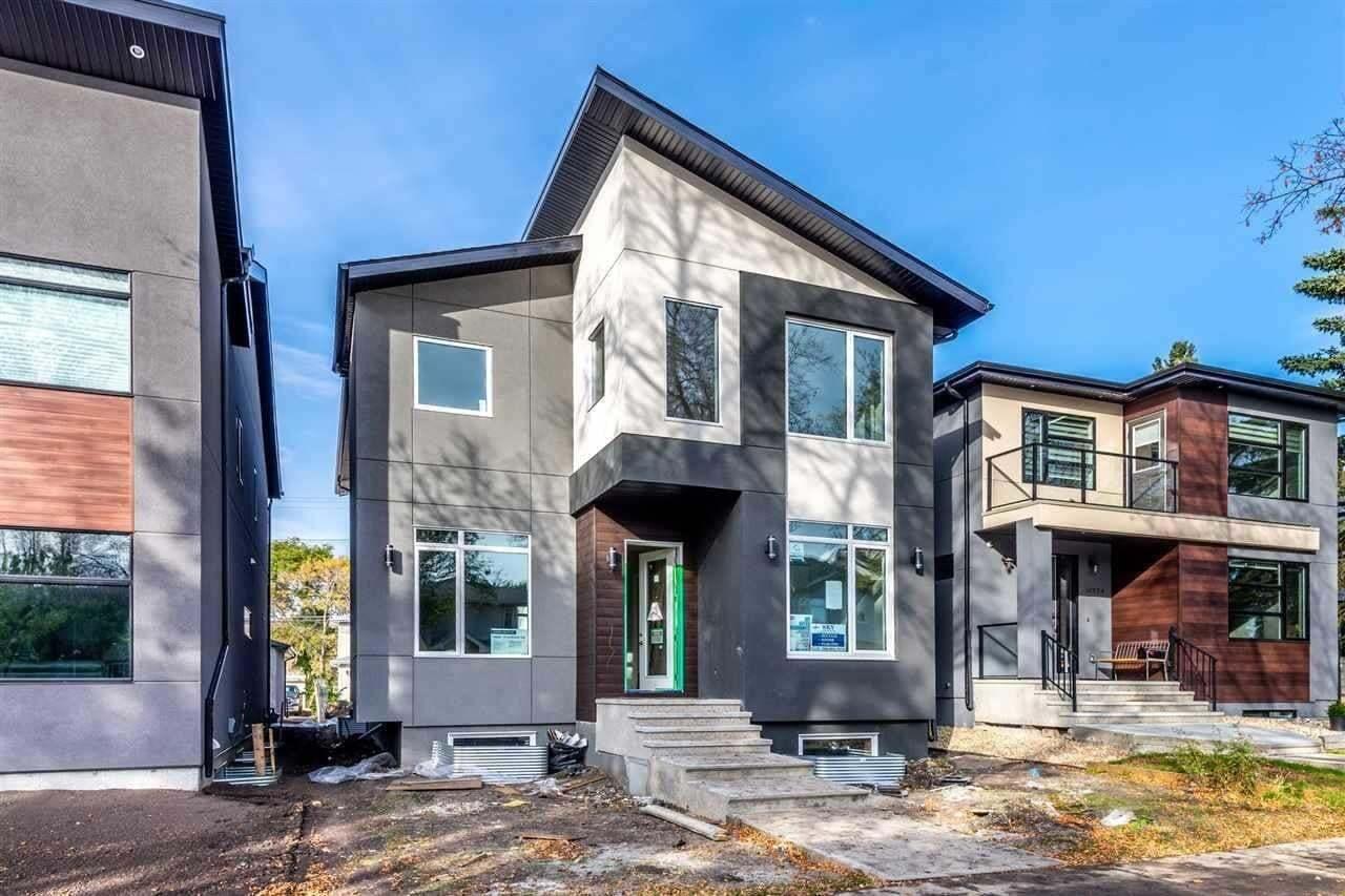 House for sale at 10828 75 Av NW Edmonton Alberta - MLS: E4191164