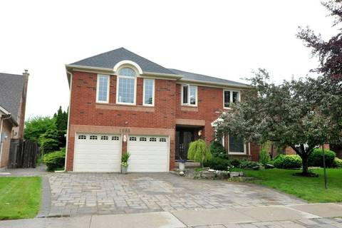 House for sale at 1083 Ambercroft Ln Oakville Ontario - MLS: W4489668