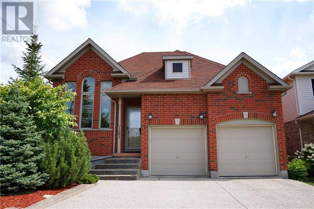 House for sale at 1083 Countrystone Dr Kitchener Ontario - MLS: 30765874