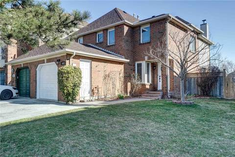 Townhouse for sale at 1083 Lindsay Dr Oakville Ontario - MLS: W4736515