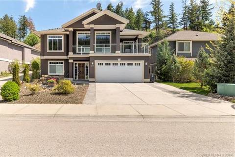 House for sale at 1083 Peak Point Dr West Kelowna British Columbia - MLS: 10182699