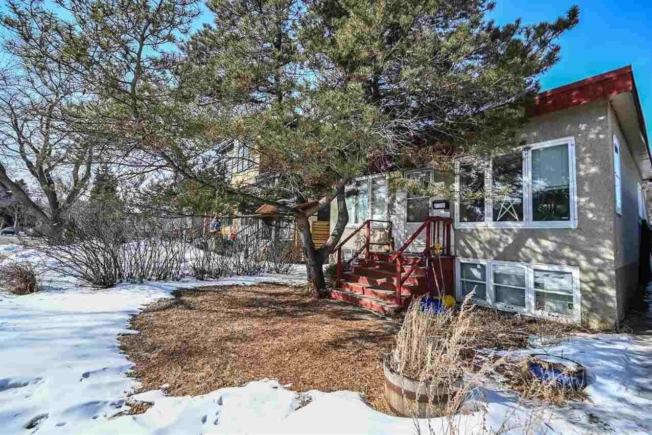 House for sale at 10834 66 Av NW Edmonton Alberta - MLS: E4192027
