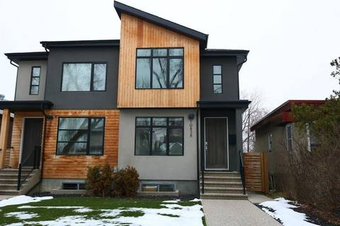 Townhouse for sale at 10838 66 Ave Nw Edmonton Alberta - MLS: E4153010