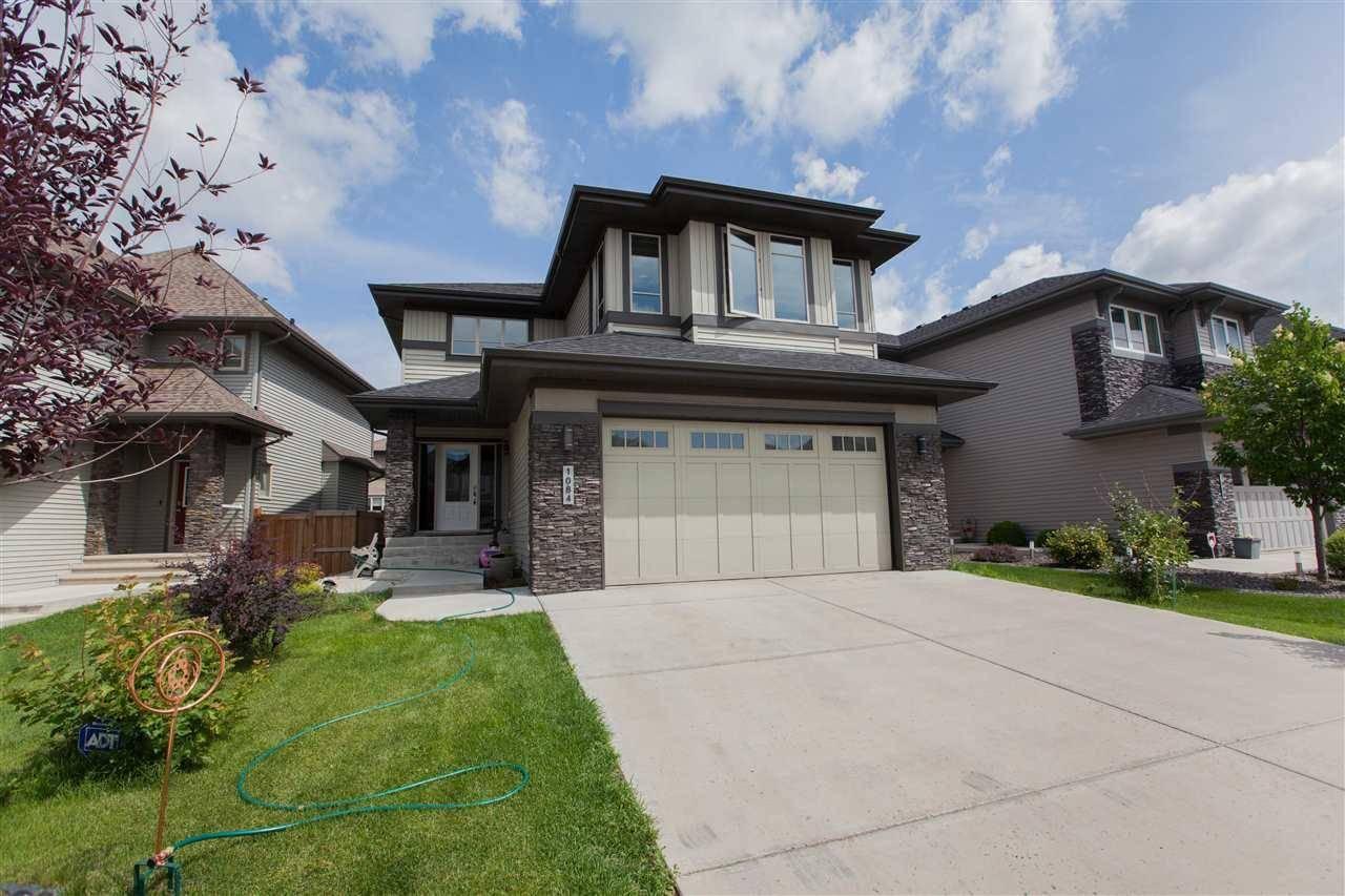 House for sale at 1084 Armitage Cres Sw Edmonton Alberta - MLS: E4166183
