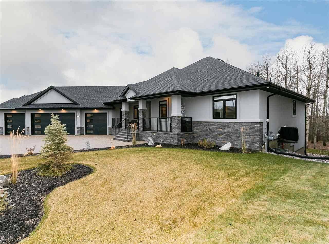 House for sale at 1084 Genesis Lake Blvd Stony Plain Alberta - MLS: E4186444