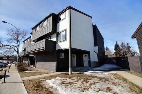 Townhouse for sale at 1084 Knottwood Rd Nw Edmonton Alberta - MLS: E4147836
