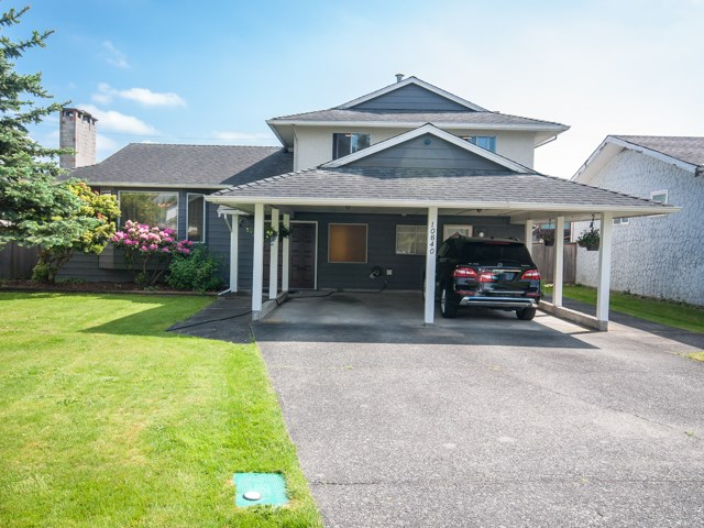 Sold: 10840 Anahim Drive, Richmond, BC