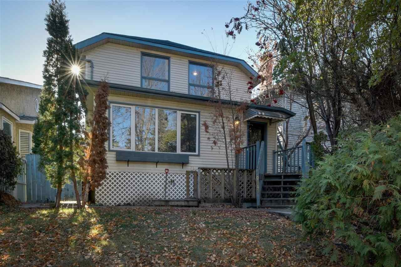 House for sale at 10841 80 Av NW Edmonton Alberta - MLS: E4219486