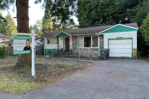 House for sale at 10845 144 St Surrey British Columbia - MLS: R2450340