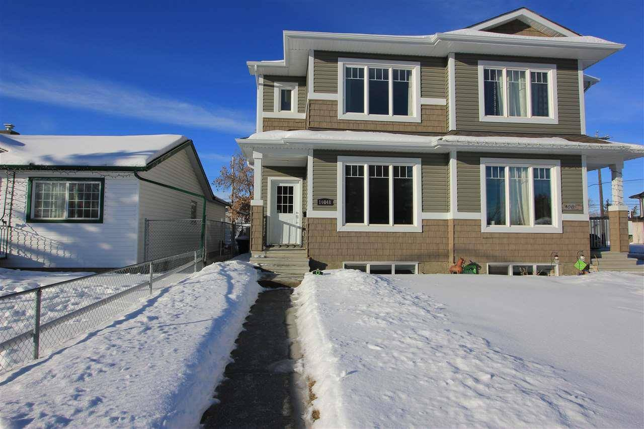 Townhouse for sale at 10848 155 St Nw Edmonton Alberta - MLS: E4185979