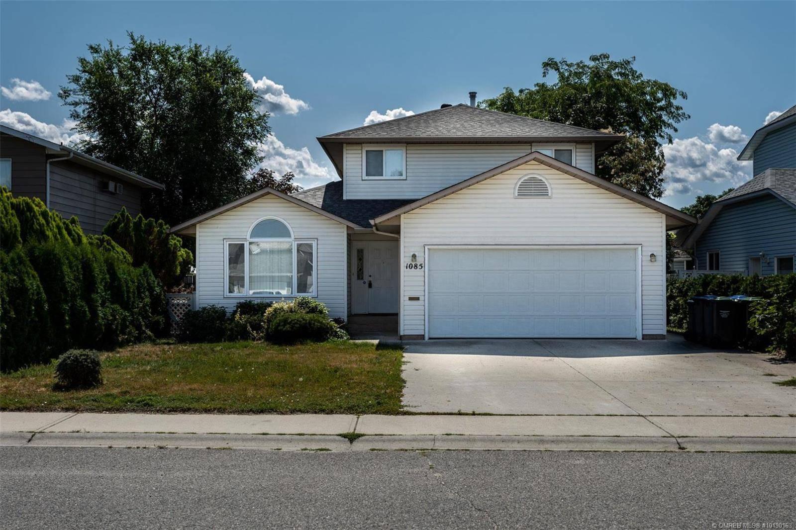 House for sale at 1085 Elwyn Rd Kelowna British Columbia - MLS: 10190163