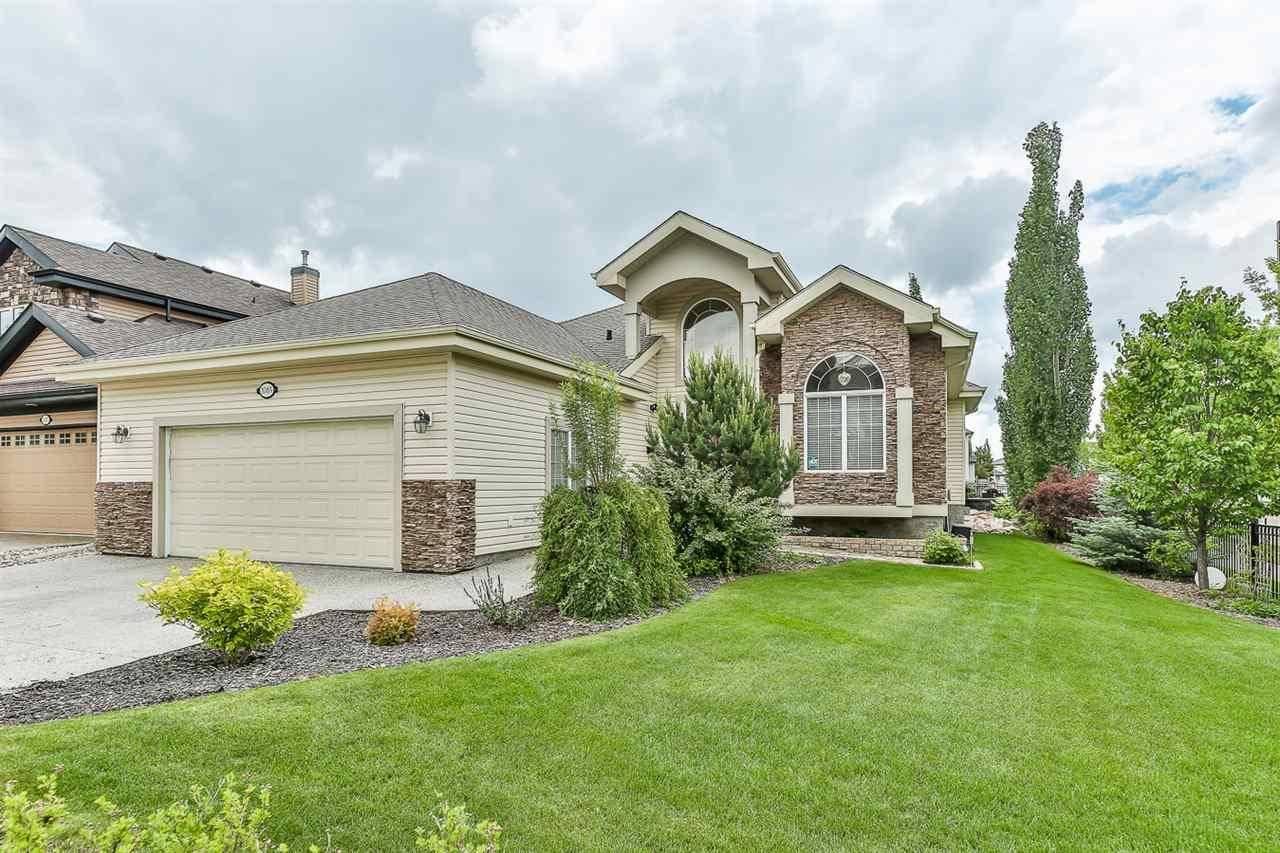 House for sale at 1085 Goodwin Circ Nw Edmonton Alberta - MLS: E4163333