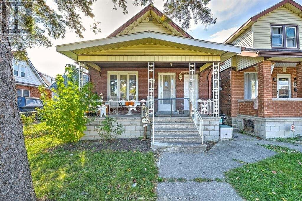 House for sale at 1085 Langlois  Windsor Ontario - MLS: 20013705