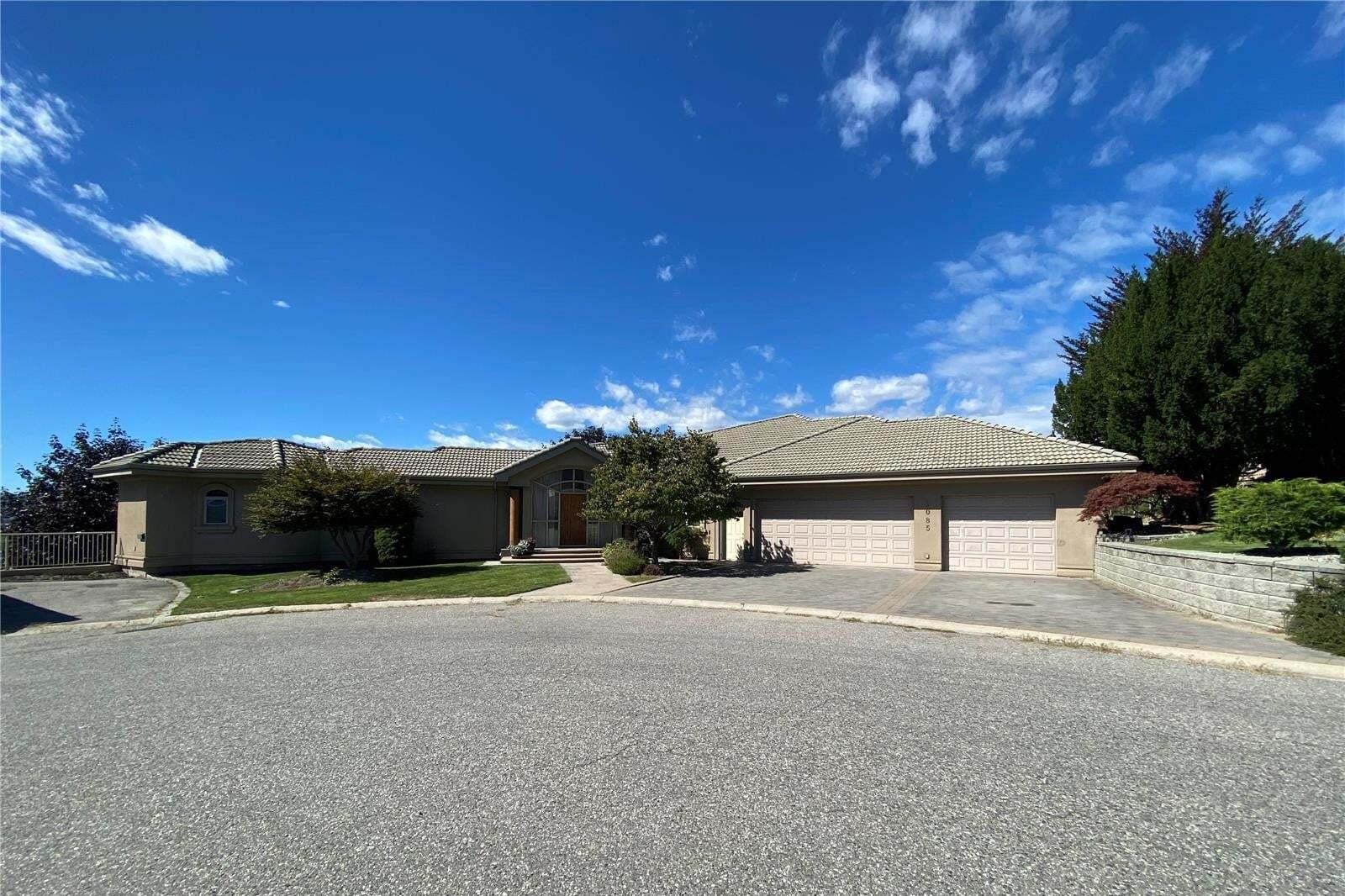 House for sale at 1085 Waldie Ct Kelowna British Columbia - MLS: 10214773