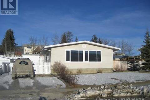 House for sale at 10850 98 Ave Grande Cache Alberta - MLS: 48787