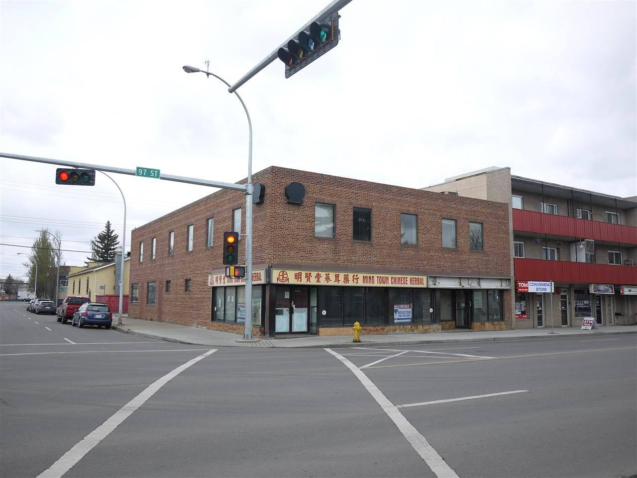 Commercial property for lease at 10854 97 St Nw Edmonton Alberta - MLS: E4179386
