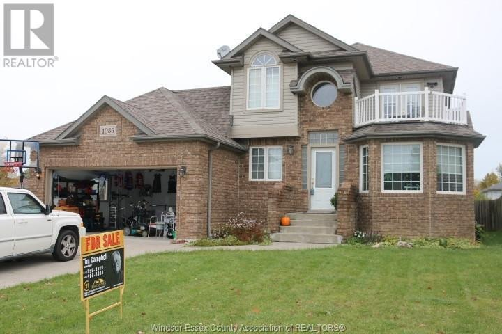House for sale at 1086 Monarch Meadows Lakeshore Ontario - MLS: 20014078