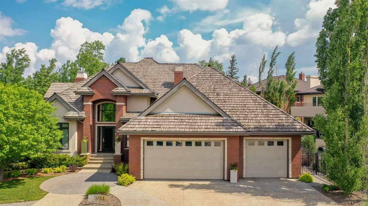 House for sale at 1086 Wanyandi Wy Nw Edmonton Alberta - MLS: E4180036